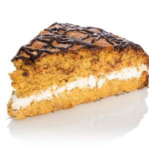 Carrot cake sin azúcar Emilio Cheat Meal