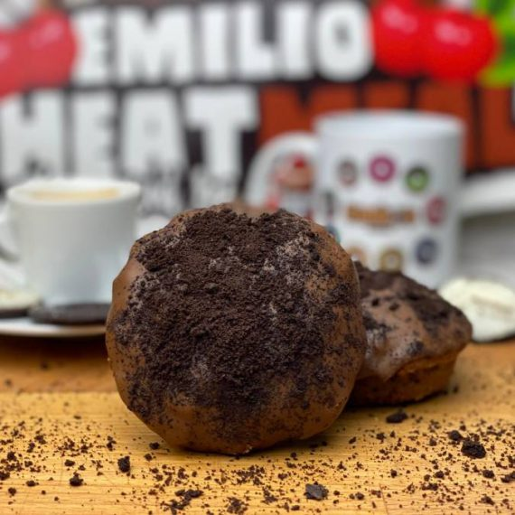 emilios apple edition black cookies