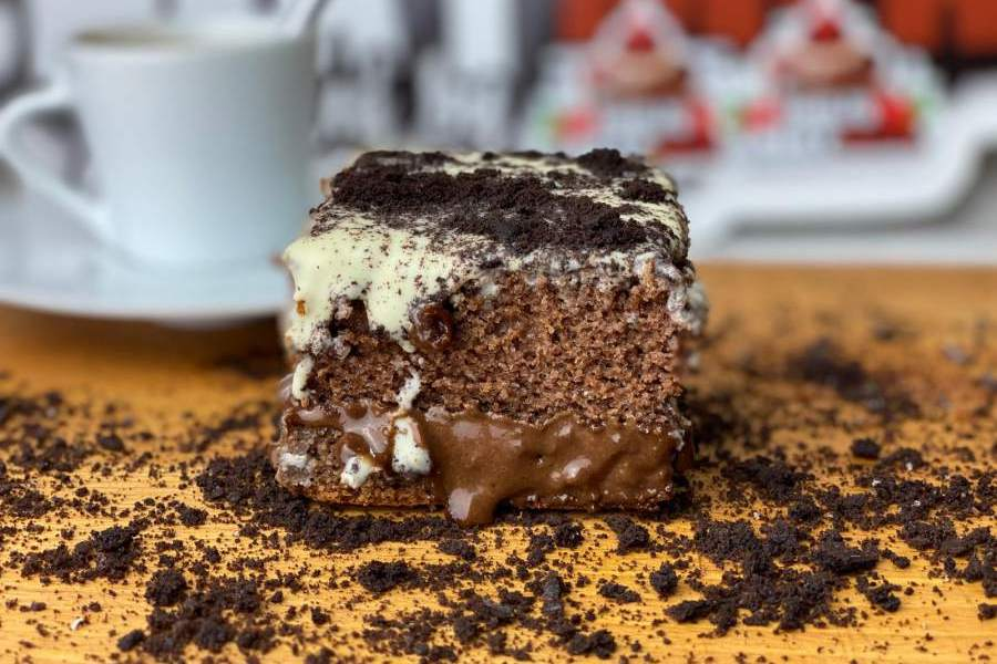 Brownie fitness Emilio Cheat Meal