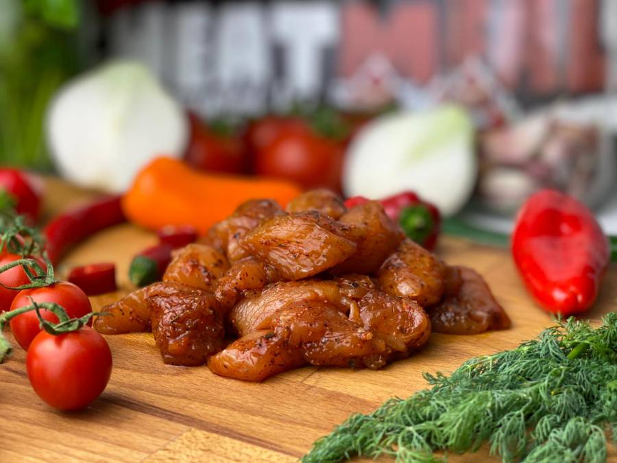 Tacos de pechuga de pollo Arizona Emilio Cheat Meal