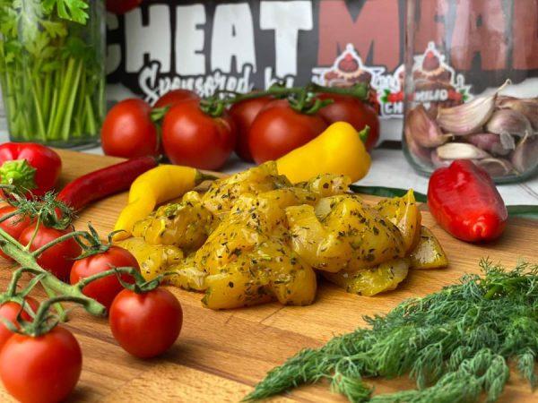 Tacos provenzales de pollo - Emilio Cheat Meal