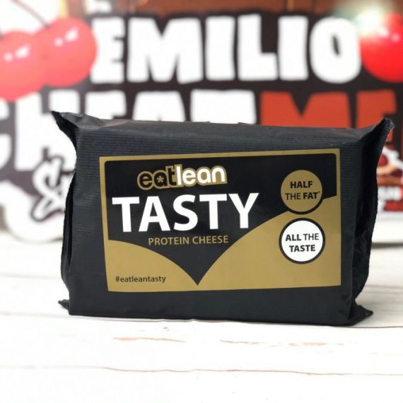 Queso tasty Eatlean - Emilio Cheat Meal
